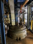 Matthew Hall Stainless Steel Reactor Vessel, with