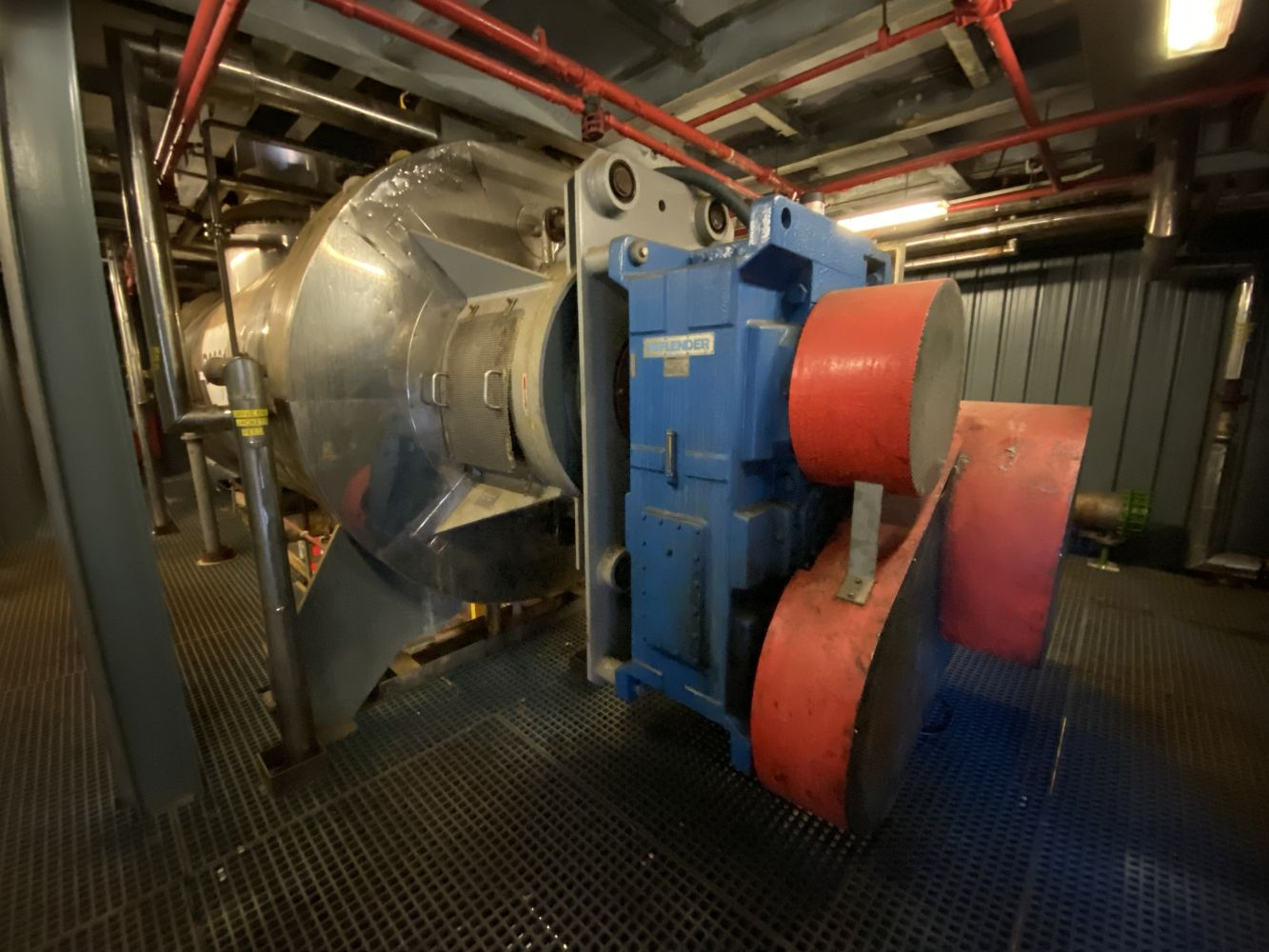 Major Sale - Chemical Processing Plant & Machinery, Industrial and Office Equipment