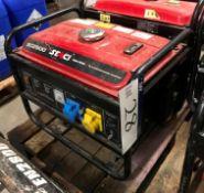 Senci SC2500 Mini Petrol Site Generator, 110-240V