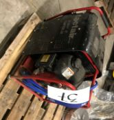 Factair 9APED Mobile Blown Fibre Compressor, with