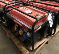 C Tools CT1900 Mini Petrol Site Generator, 110-240