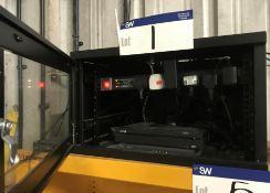 CCTV System, comprising XVR 3104HS-4K-X1 digital v