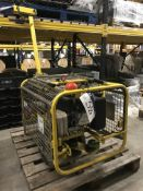 King KN1000 Mobile Cable Winch, with Briggs & Stra