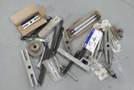 Assorted Pulling Set Components, as set out