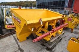 Gos Ballast Distribution Hopper, plant no. RABDU01 (15% buyers premium plus VAT on this lot)