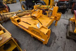 Thompson Hydraulic Fast Clipper, serial no. FC20306020, year of manufacture 2003, plant no.