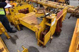 Thompson Hydraulic Fast Clipper, serial no. FC20603048, year of manufacture 2006, plant no. RAFC
