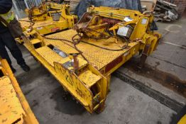 Thompson Hydraulic Fast Clipper, serial no. FC20508044, year of manufacture 2005, plant no.