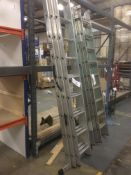 Alloy Triple Extension Ladder (3 x 10 stave)