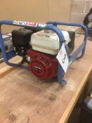 SDMO HX2500 UK Petrol Engine Generator Set, serial
