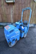 Benford Twin Drum Roller, understood to be model TV800, c/w vibration (note no data plate)