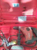 Hilti Drill, 110v