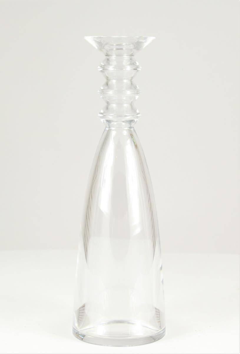 Baccarat Glass Decanter w Stopper - Image 6 of 6