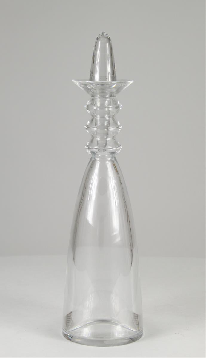Baccarat Glass Decanter w Stopper - Image 2 of 6