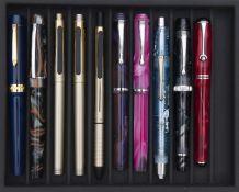 BEXLEY, Lot de dix stylos Stylo roller/feutre, édition spéciale pour les forces armées