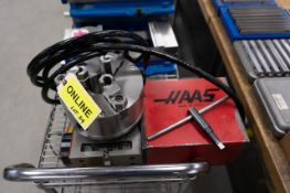 HAAS HRT-160 Rotary Indexer w/ Control
