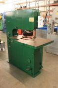 "DoAll 36"" Vertical Band Saw"