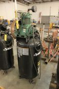(2012) Husky 5 HP Air Compressor, 80 Gallon Vertical Tank, Model C801H, S/N 20110154028
