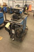 Miller CP-300 Constant Voltage DC Arc Welding Power Source w/ Millermatic S-54E Wire Feeder