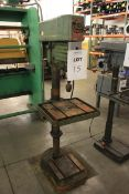 "Powermatic 20"" Floor Drill Press, Model 1200, S/N 8-439"