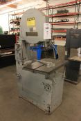 "Tannewitz 23-1/2"" Vertical Band Saw"