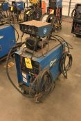 Miller CP-300 Constant Voltage DC Welding Power Source w/ Millermatic S-52A Wire Feeder