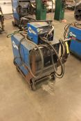 Miller CP-302 CV·DC Welding Power Source w/ Miller 22A 24V Wire Feeder