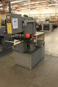 "Haeger Mdl. 824 XYZ Insertion Press (Programmable), 8 Ton x 24"", Haeger TO 6000 Programmable"