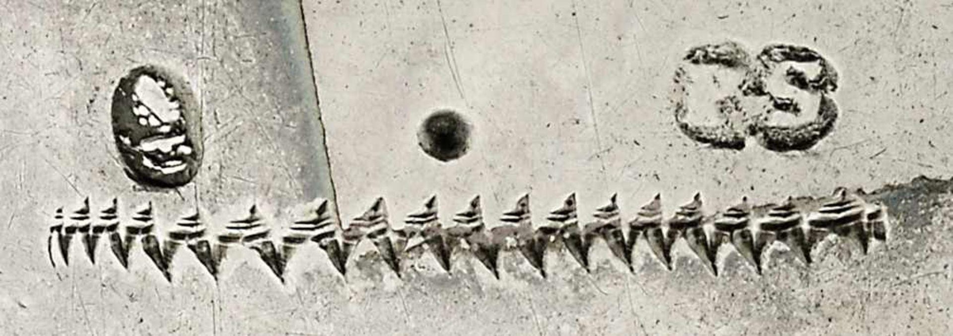 Kugelfußbecher< - Bild 2 aus 2