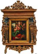 Anna SelbdrittItalienische Schule des 16. JahrhundertsMadonna mit dem Jesusknaben und der heiligen