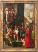Niederländischer Meister des frühen 17. JahrhundertsEcce homoKreis des Ambrosius Francken. Nach