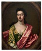 Bildnis einer vornehmen DameKreis des Pieter LelyÖl/Lwd., doubl. Verso auf dem Keilrahmen