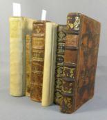 Sechs kleine Werke klassischer Literatur17., 18. und 19. Jh.1) Histoire Romaine de Tite Live.