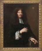 Ludwig XIV., König von FrankreichWohl französischer Hofmaler, um 1700Halbfigur des Sonnenkönigs