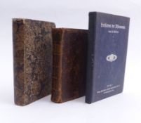 Drei Bücher aus dem Bereich der Wissenschaft