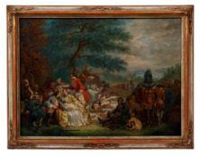 Watteau, Louis-Joseph, gen. Watteau de Lille (Attrib.)
