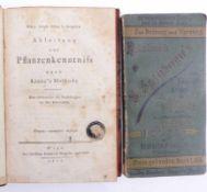 Zwei Bücher zum Thema Botanik
