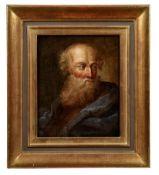Bildnis eines bärtigen Mannes, wohl ein Apostel