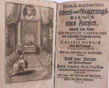Machiavelli, Nicolai