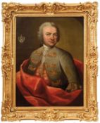 Portrait des Offenburger Reichsschultheißen Franz Georg von Rienecker