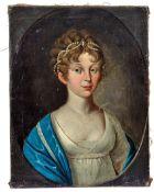 Bildnis Königin Luise von Preußen mit Perlendiadem