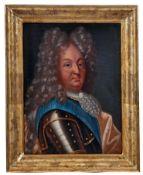 Bildnis eines Adeligen in Prunkrüstung, wohl Friedrich Wilhelm, Herzog von