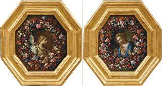 Brueghel, Abraham & Carlo Maratta (Attrib.)