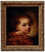 Bildnis eines Kleinkindes