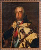 Bildnis des Clemens August als Hochmeister des Deutschen Ordens