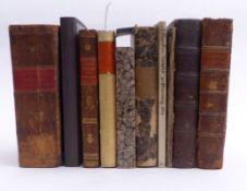 Konvolut von 10 Büchern zum Thema Bamberg