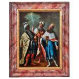 Die Heiligen Drei Könige und der Stern von Bethlehem