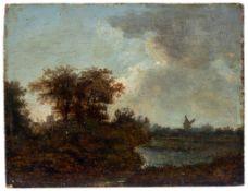 Ruisdael, Jacob Isaacksz. van - Nachfolge