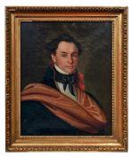 Bildnis eines Staatsmannes