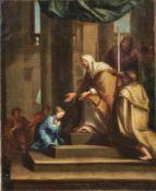 Einführung Marias in den Tempel